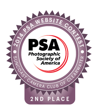 2014 PSA Website Contest Seal